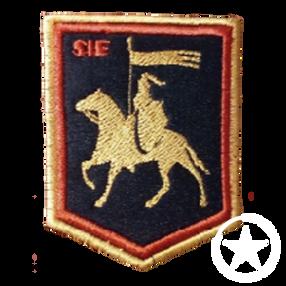 Insignia de Caballero Scout