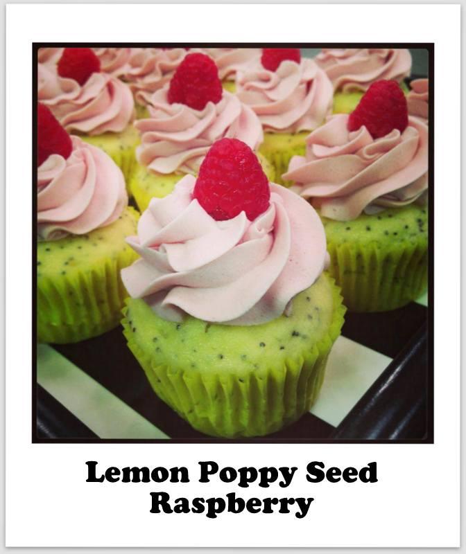 Lemon Poppy Seed Raspberry