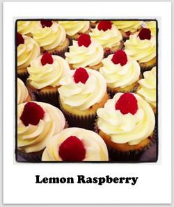 Lemon Raspberry