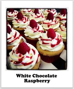 White Chocolate Raspberry