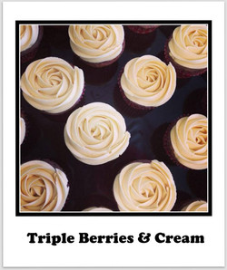 Triple Berries & Cream