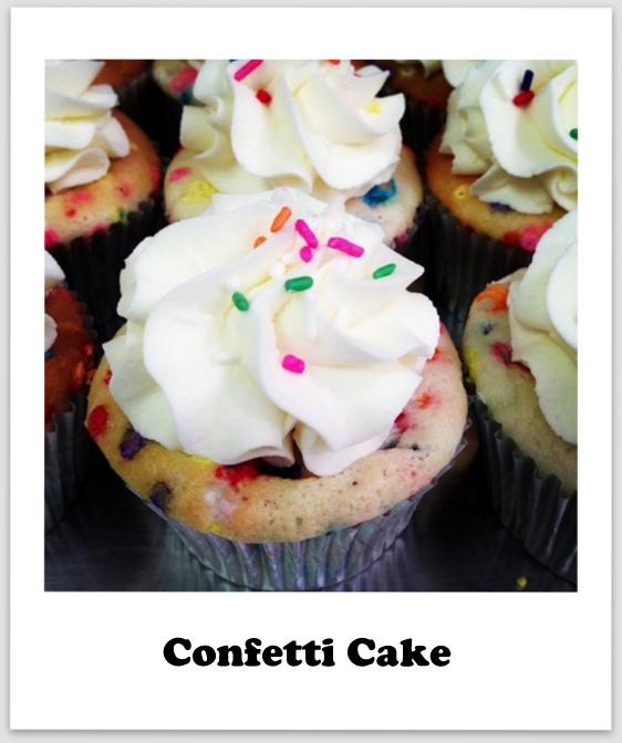 Confetti Cake_