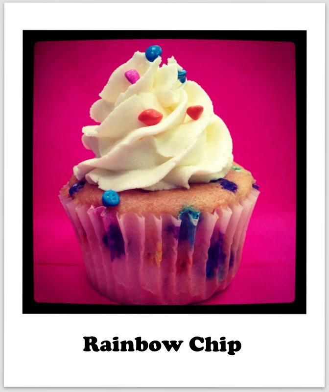 Rainbow Chip