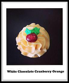 White Chocolate Cranberry Orange