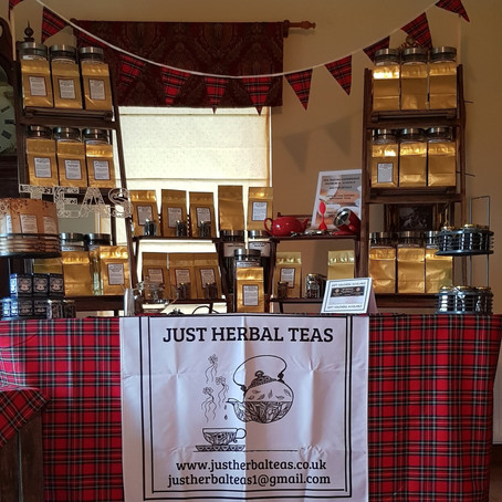 Welcome to Just Herbal Teas