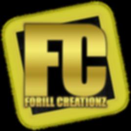 Forill Creationz graphic design logo