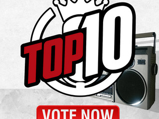 Introducing our Weekly Top 10