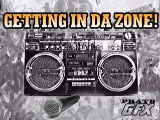 Getting in da Zone!