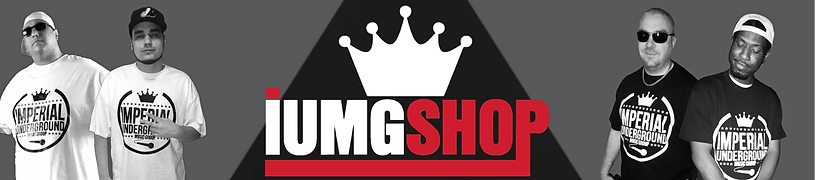 IUMGSHOP is the official one stop shop for all Imperial Wear, merch and accessories.
