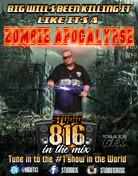 Studio 816 Zombie Apocalypse