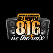 Studio  816 in the mix LOGO