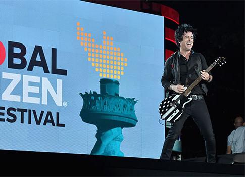 Global Causes; Music Headline '17 Global Citizen Fest