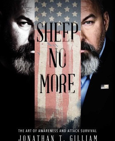 """""""Sheep No More"""" By Jonathan T. Gilliam Media Release"""