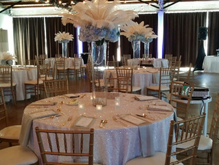 Luxurious Linen Rentals for Your Dallas Wedding