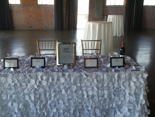 What Dallas Linen Rentals Can Offer to Your Wedding