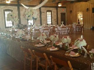 Top Dallas Wedding Linen Rental Fabrics