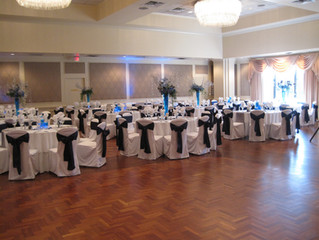How will you be presenting your wedding chair sash? - Part 3