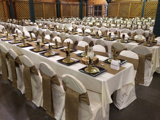 Don't Believe These Misconceptions About Burlap Wedding Linens