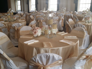 Reasons Why You Should Rent Your Wedding Linens