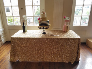 Tips for Choosing Your Dallas Wedding Linen Colors