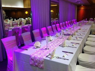 Tips for Choosing the Tablecloth Size for Your Dallas Wedding