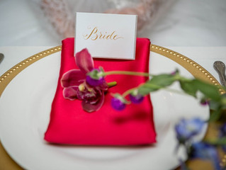 Top 3 Napkins to Rent for Your Dallas Wedding