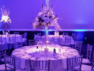 Top White Linens for Your Dallas Wedding