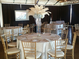 Common Questions & Answers About Dallas Sequin Wedding Linens