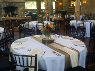Top Linens to Choose for Your Dallas Rustic Wedding