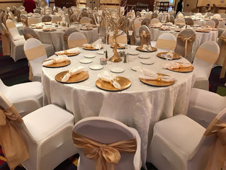 How to Use Your Dallas Wedding Linens to Make a Statement