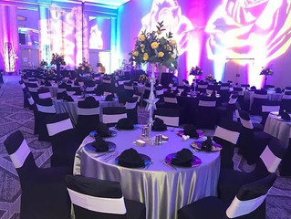 Reasons to Rent Tablecloths for Your Dallas Wedding