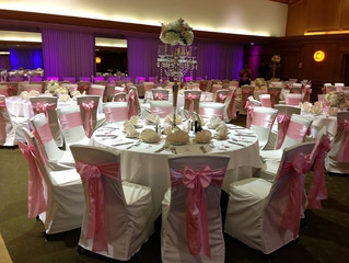 Dallas Wedding Linens to Complement the Top Wedding Colors