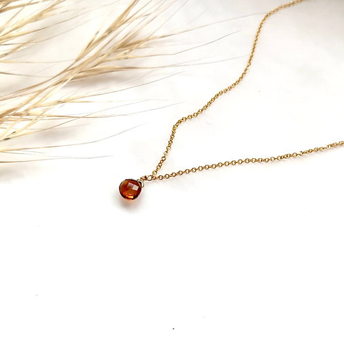 collier femme geneve