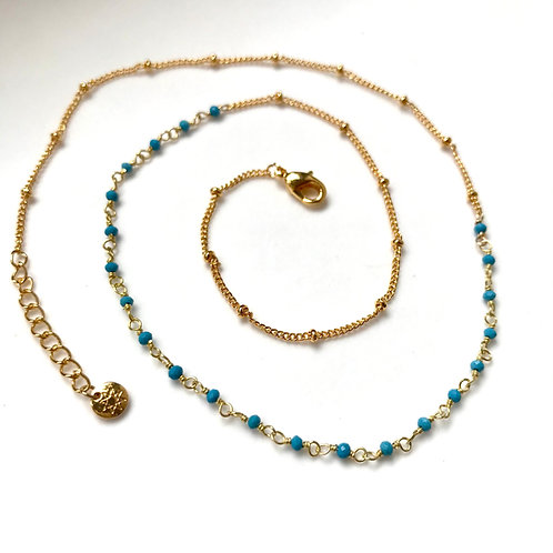 collier femme fin geneve idée cadeau bijoux créatrice
