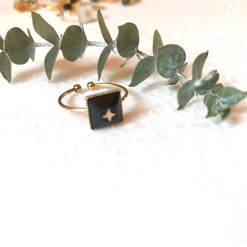 Petite bague anneau réglable