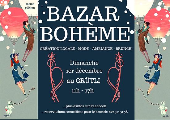 Bazar bohème 20ème édition