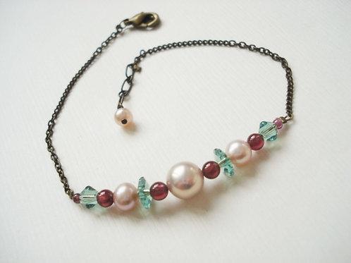 bracelet perles geneve