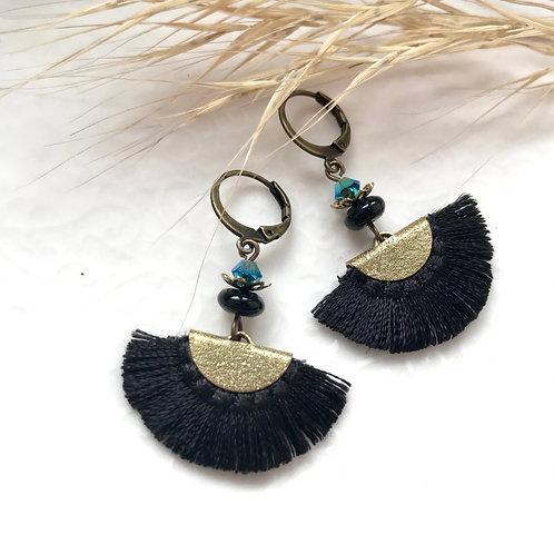 BO aztèques noir