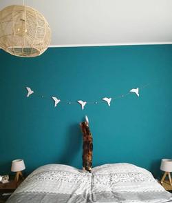 Guirlande de colombes