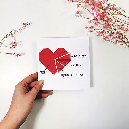 Carte Ryan Gosling