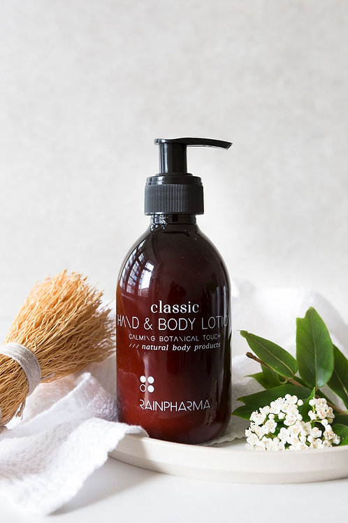 CLASSIC - HAND & BODY LOTION - Calming Botanical Touch 250ml
