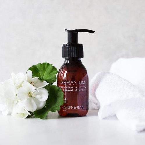 Aromatherapy Skin Wash Geranium 100ml