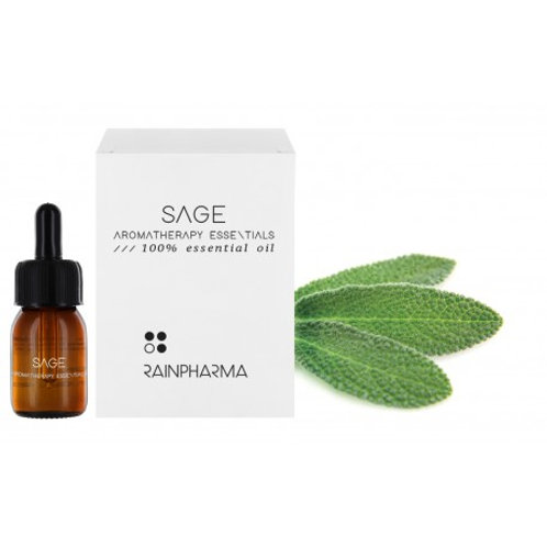 Rainpharma Essential Oil Sage, salie  30ml