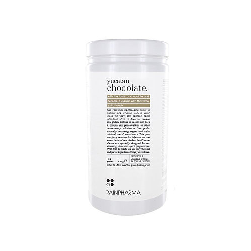 RainPharma Shakes Raw Chocolate 510g