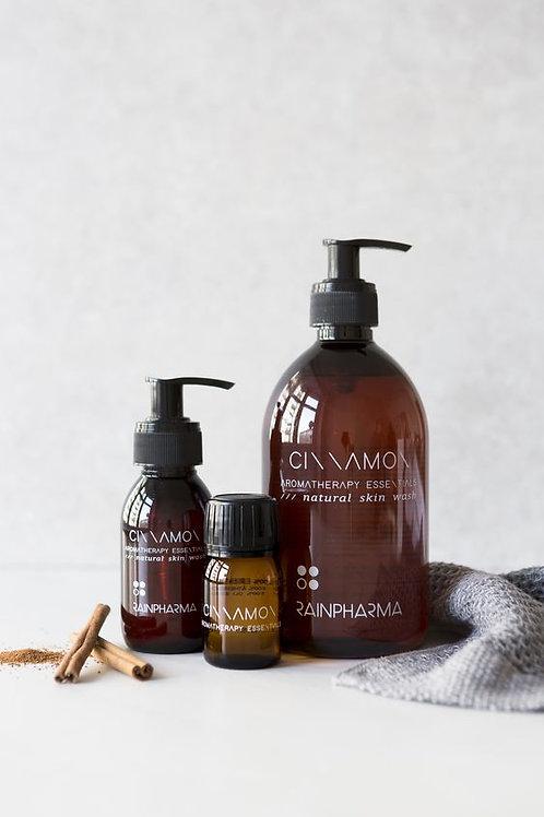 Aromatherapy Skin Wash Cinnamon 500ml