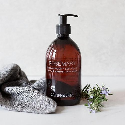 Aromatherapy Skin Wash Rosemary 500ml
