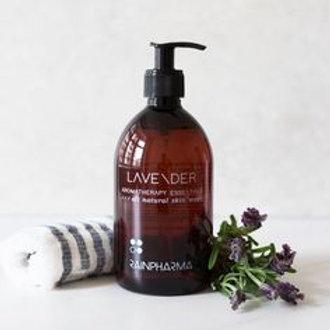 Aromatherapy Skin Wash Lavender 500ml