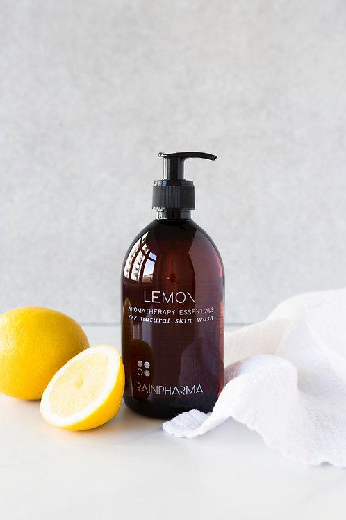 Aromatherapy Skin Wash Lemon 500ml