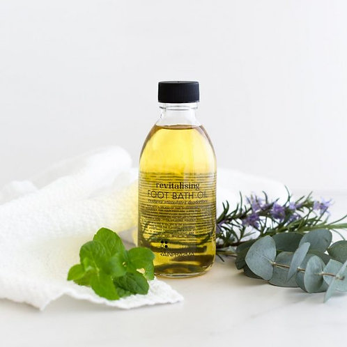 Revitalising Foot Bath Oil