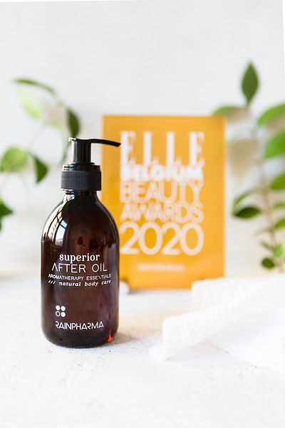 Superior Afteroil  Elle Beauty Awards 20